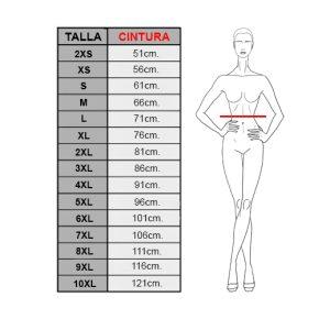 Como saber mi talla de corset