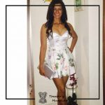 foto clienta con corset y falda corsets tocado y hundido madrid