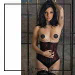 foto clienta corset encaje