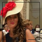 Foto clienta pamela boda tocados madrid