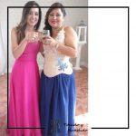 foto clienta con corset y falda madrid dama de honor corsets madrid